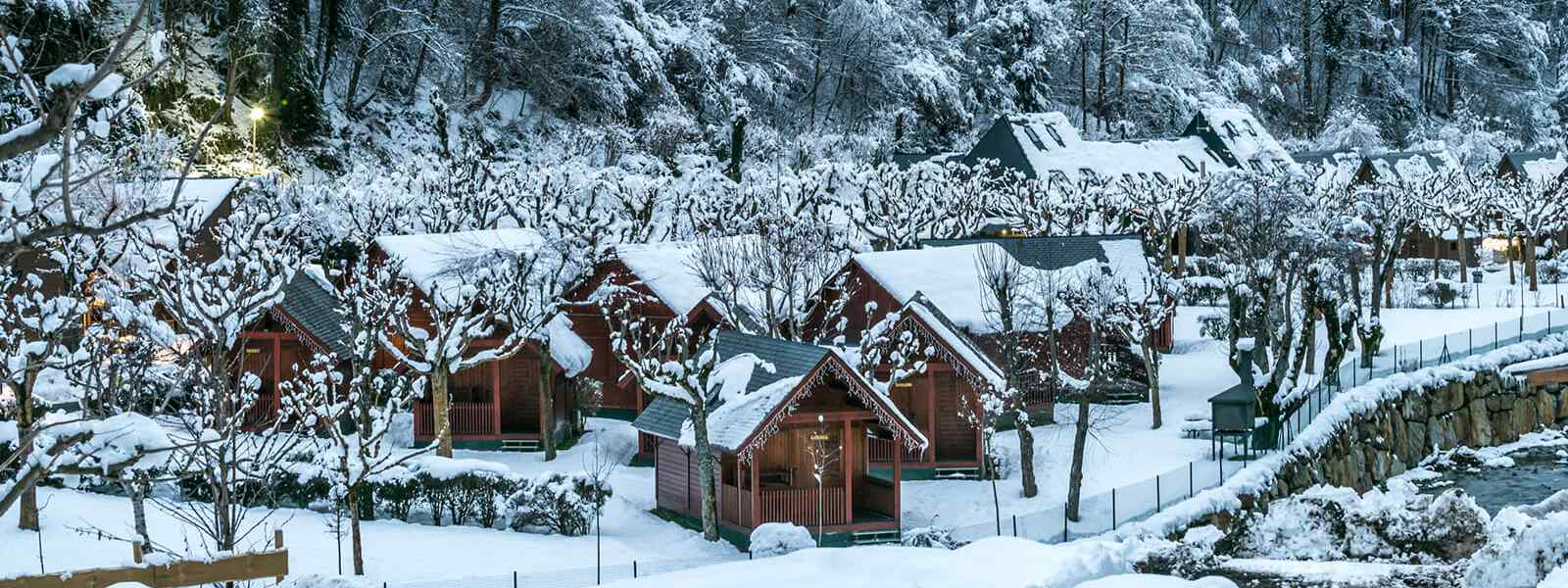 bungalows & snow campings de lleida